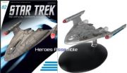 Star Trek Official Starships Collection #082 Warp Delta Eaglemoss